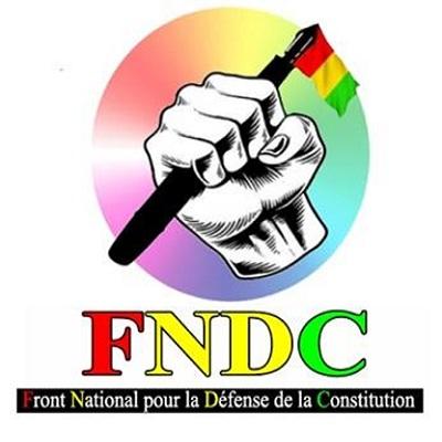 Communiqué : le FNDC procède à l'installation de son antenne ...